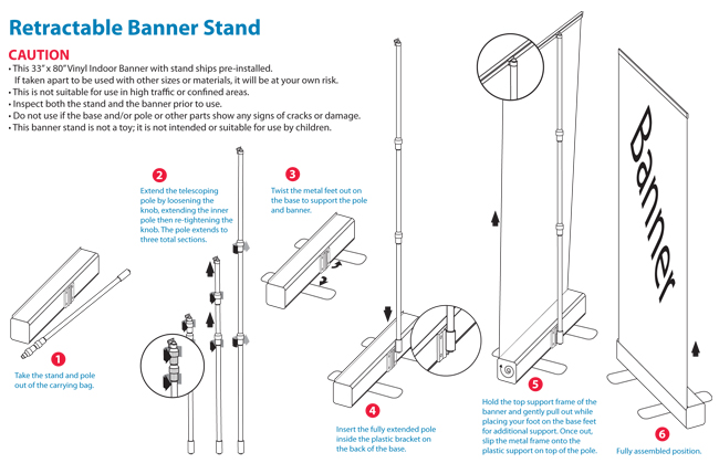1000 Images About Banner Roll Up On Pinterest Rollup
