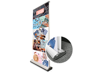 Retractable Banner Double Sided