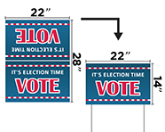 Grand4mat - 24pt Polyboard Yard Signs