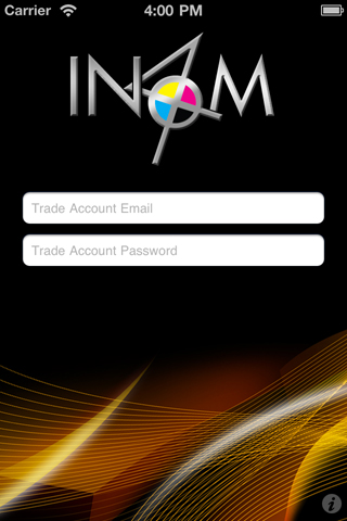 Login iPhone Image